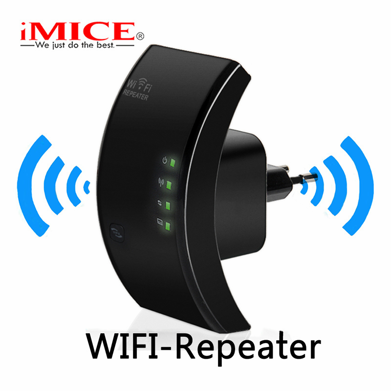 iMice WIFI Repeater Wireless Wifi Extender 300Mbps Wi-Fi Amplifier 802.11n/b/g wi fi Booster Reapeter WiFi Access Point