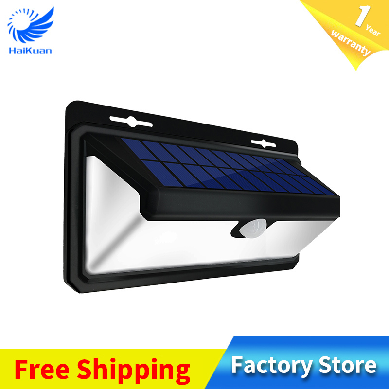 Solar Lights Outdoor, 100 LED Motion Sensor Waterproof 270 Wide Angle Solar Powered Security Wireless Wall Lights for Garage,Pat-in Solar Lamps from Lights & Lighting on Aliexpress.com | Alibaba Group