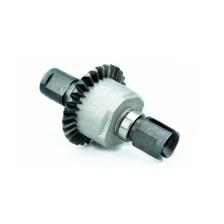 Peça Do Carro RC Caixa De Velocidades Diferencial Diff Engrenagem Montado para 1/8 FLUX HPI Savage XL 5.9 4.6
