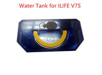 1pc Original Large Vacuum Cleaner Water Tank For ILIFE V7S Robot Vacuum Cleaner Spare Parts Water