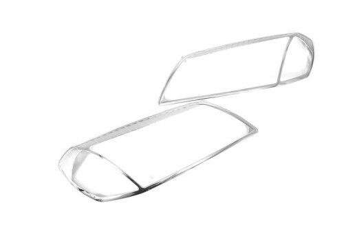 ABS Car Head Light Cover Chrome for Chevrolet Captiva