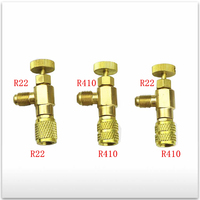 3PCS SET New High Quality For Air Conditioning Fluorine Joi R410 R22