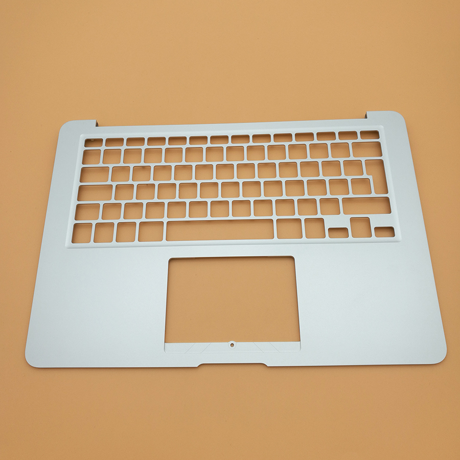 Genuine Top Case Palmrest Without Keyboard For Macbook Air 13 A1466 2013 2014 2015 UK Version new topcase with tr turkish turkey keyboard for macbook air 11 6 a1465 2013 2015 years
