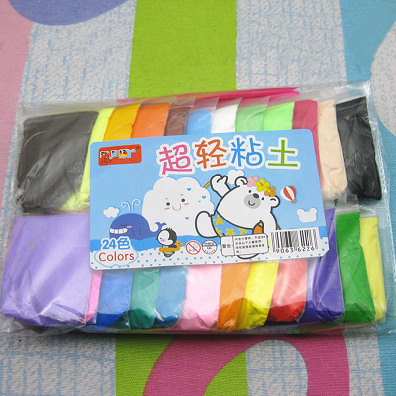 24pcsset-Fimo-Polymer-Light-Clay-Slime-Plasticine-Clay-Air-Dry-Playdough-DIY-Soft-Playdough-Creative-Handgum-Toys-For-Kids-4