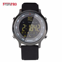 EX18 reloj inteligente profesional buceo deportes smartwatch Bluetooth teléfono mensaje push reloj 5ATM IP67 impermeable smartwatches