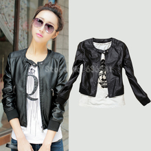 Leather Jacket Women Spring New Women's Outerwear Jacket And Coat Ladies Leather Clothing Female Motorcycle Faux Leather Jacket