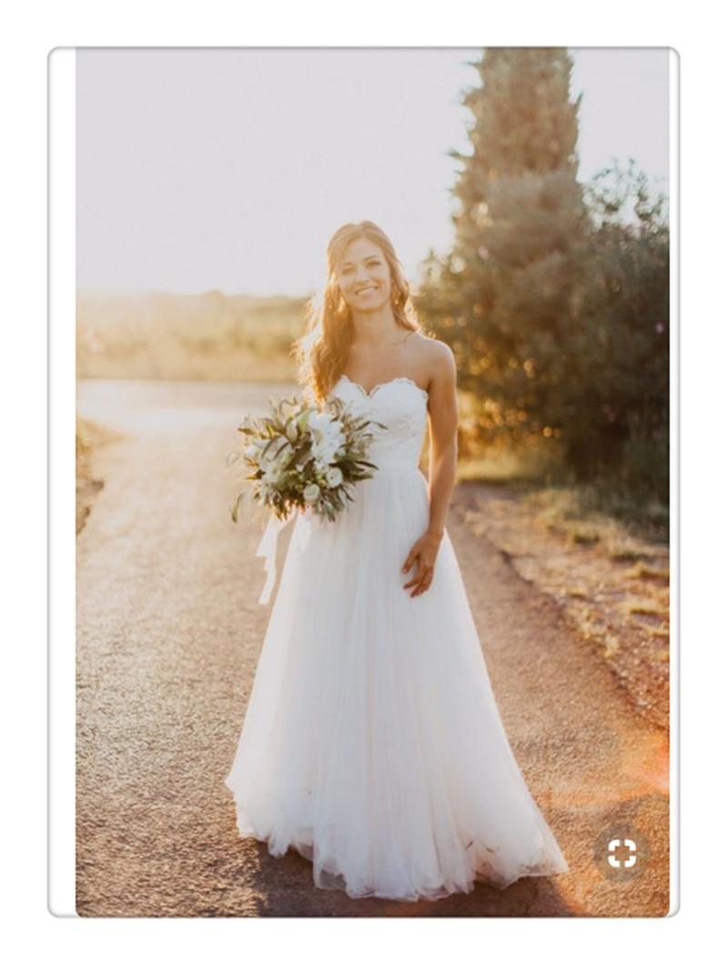 Aliexpress.com : Buy LORIE Sexy Strapless Wedding Dress ...