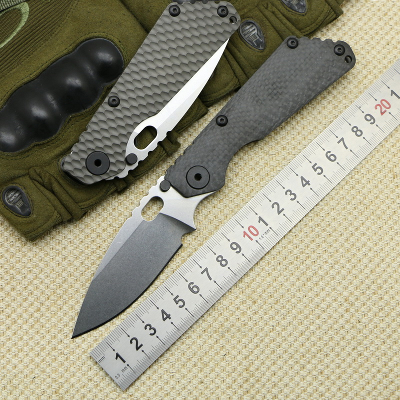 TIGEND SNG TC4 Titanium handle D2 blade Copper washer Folding hunting camping outdoor Tactical multi kitchen