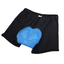 Men's Shorts with Silicone Hip Pad