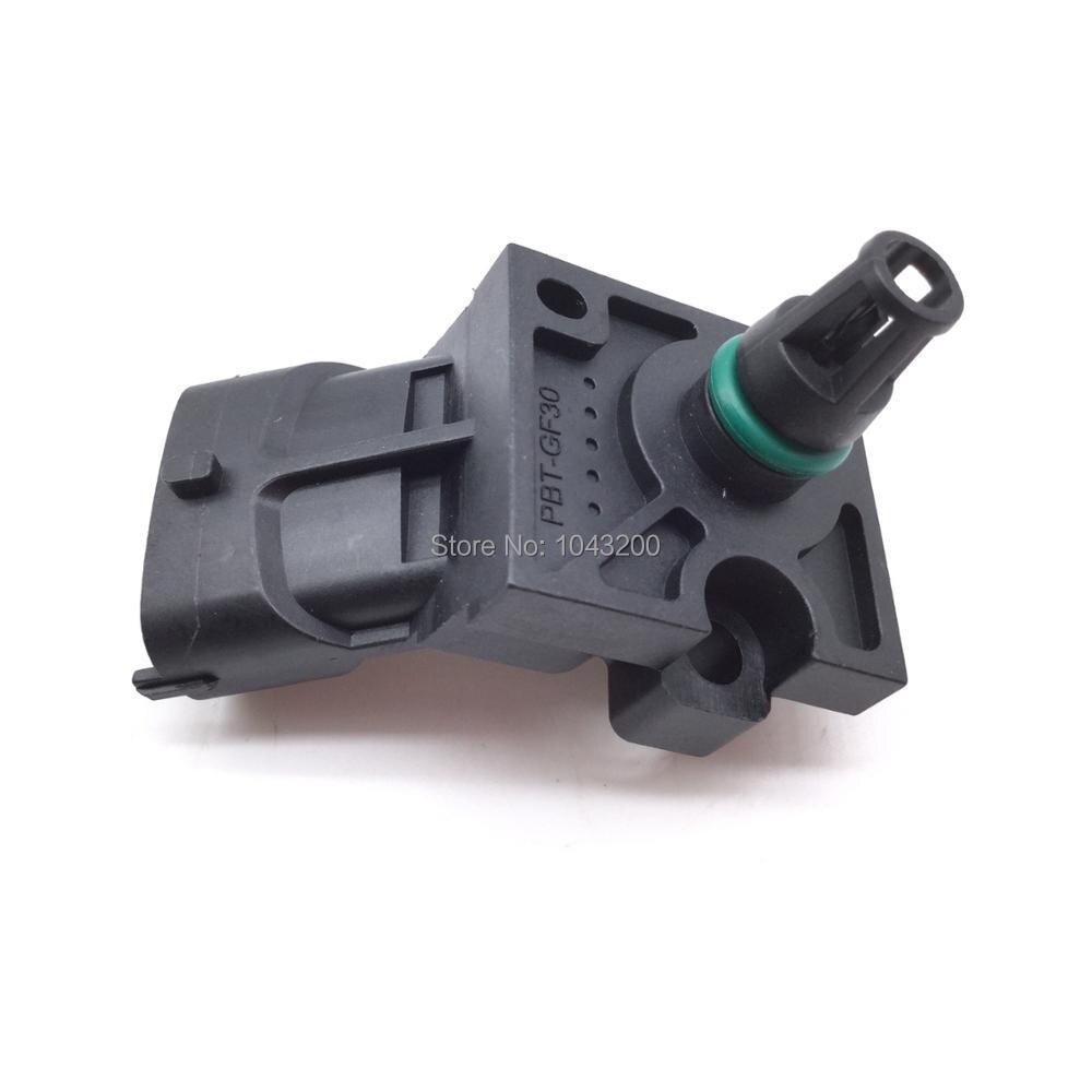 0261230090 Новый воздухозаборник турбонагнетатель турбонаддув датчик давления 2,5 бар для Ford Focus Volvo XC90 C30 C70 S40 V50 2.5L