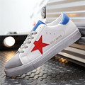 New Brand Designer 2017 Italy PU Leather Casual Men Shoes All Sport Star Breathe Shoes Footwear Zapatillas