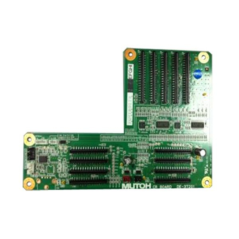 Original Mutoh VJ 1618 printer parts DG 41070 CR Board часы наручные casio часы baby g ba 110ga 1a