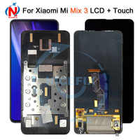 "Xiaomi Mi Mix 3 LCD Display Touch Screen Digitizer Assembly With Frame For 6.4"" Xiaomi MIX3 LCD"