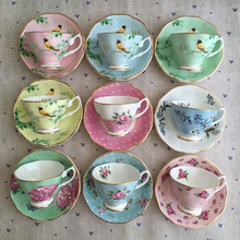 European coffee cups home drink essential afternoon tea cup set a variety of patterns can be customized
