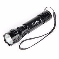 UltraFire WF 501B 800lm 1 Mode White Light XM L T6 LED Flashlight Portable Torch Multiple