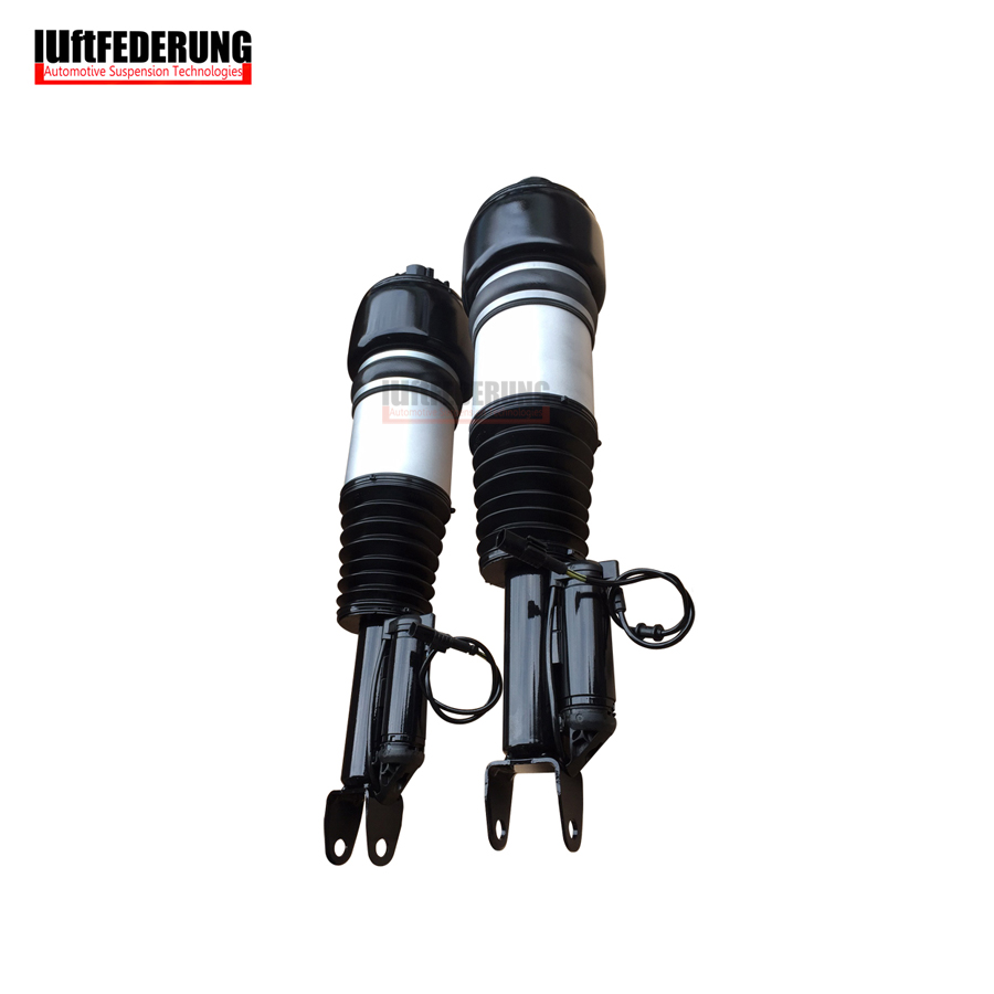 2016 Mercedes Benz Cls Class Suspension: Aliexpress.com : Buy Luftfederung 2PCS Mercedes W211 W219