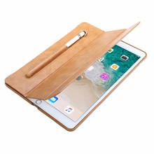 Leather Smart Tablet Case for iPad