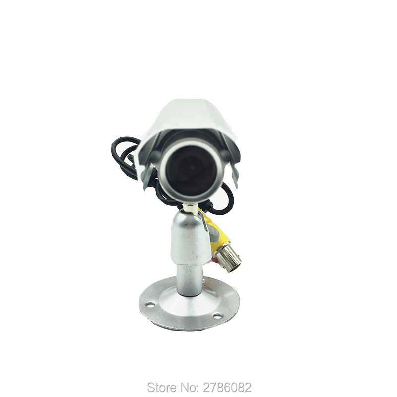 ФОТО  Yalxg SONY CCD Mini Bullet cctv 4140+811 700 Lines analog Video Ip Camera Wide Angle Wired Color Cmos Lens