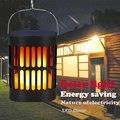 2 шт/4 шт Открытый кемпинг свет пляж Солнечный свет светильник для патио пламя факел лампа Открытый водонепроницаемый 96LED пейзаж газон лампа