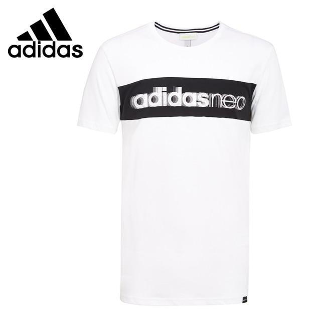 camiseta adidas neo hombre