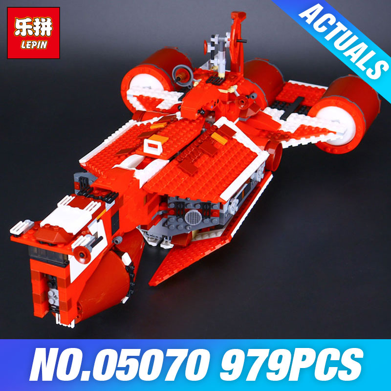 Lepin 05070 Star Series War set 7665 The Republic Cruiser Toy Children Educational Building Blocks Bricks Toys Model Boy's Gifts 2018 lepin 05070 star 963pcs series war set the republic cruiser toy educational building blocks bricks toys model gift 7665
