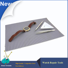 Free Shipping 30 18cm Rubber Non Slip Pad cushion For Watch Repairing Tools Workbench Mat For