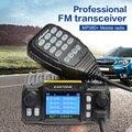 ZT-MP380 + УКВ Автомобилей Walkie Tallie 136-174 МГц 220-270 МГц 400-480 МГц 350-390 МГц Quad Band Мобильный Радио Мини Радио Трансивер