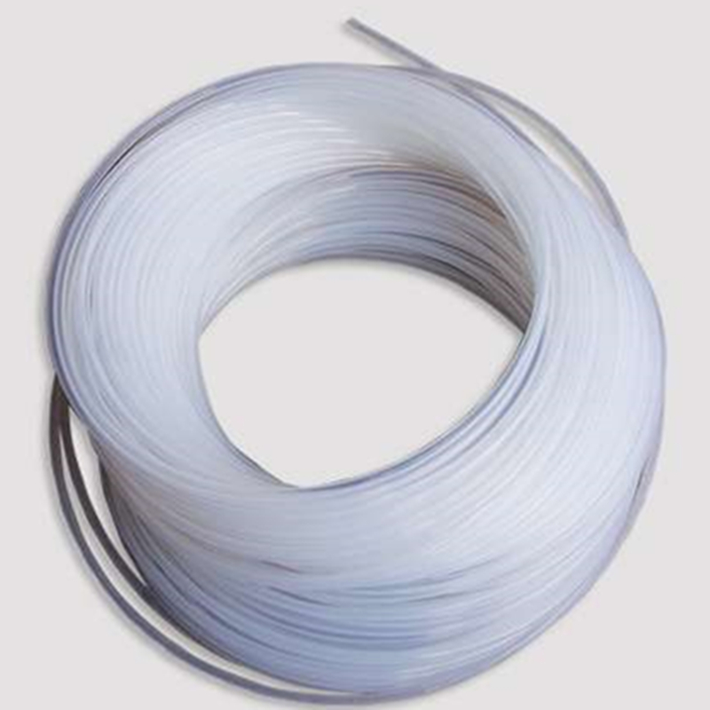 Teflon Tube / PTFE Tube / OD*ID=12*10 Mm / Length:1m / Resistance To Ozone & High Temperature & Acid & Alkali /