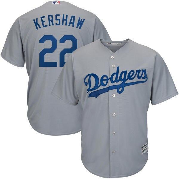 MLB Для мужчин Лос-Анджелес Доджерс Клейтон Кершоу величественного Белого дома прохладный база плеер Джерси