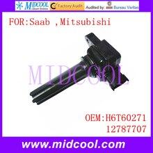 Новый Катушка Зажигания использовать OE НЕТ. H6T60271, 12787707 для Saab Mitsubishi