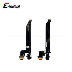 Kualitas Tinggi untuk OnePlus 5 5T 6 6T 7 Pro Tipe C USB Port Pengisian Dock Konektor Flex pengganti Kabel Perakitan Bagian