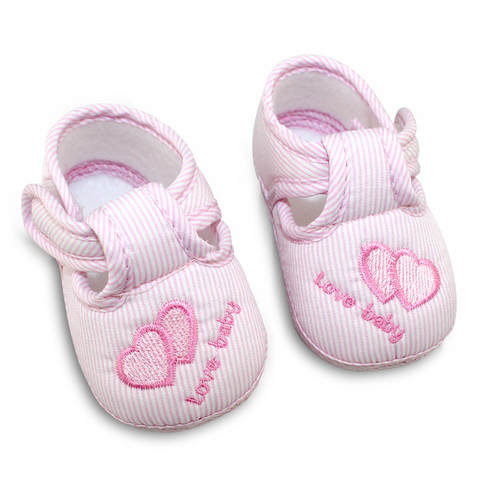 Baby shoes Print Baby Shoes Lovely Floral Baby Newborn Toddler Girl Crib Shoes Pram Soft Sole Prewalker Anti-slip Baby Shoes Pakistan