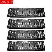 4pcs Lots International Standard DMX 192 Controller Controller Moving Head Beam Light Console DJ 512 Dmx