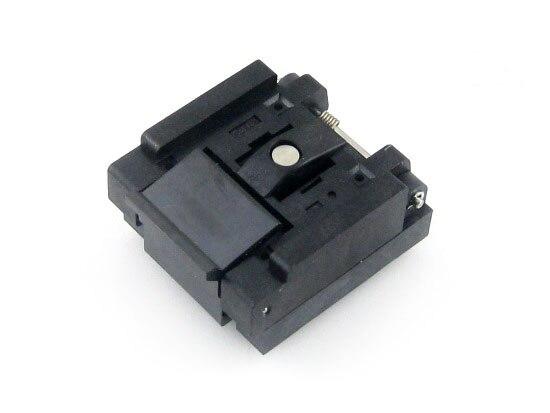 Parts QFN68 MLP68 MLF68 QFN-68BT-0.5-01 Enplas IC Test Socket Program Adapter 0.5Pitch
