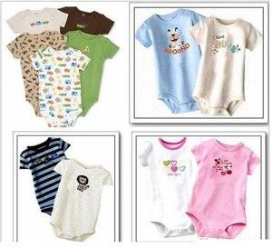 Image 3 - Neonati maschi Body body baby girl ropa bebe bebe vestiti Appena Nati mesi tute Camicie