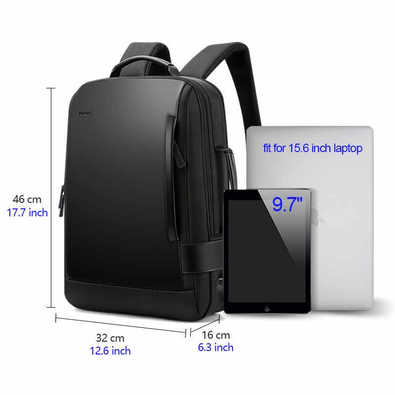 76fd07957ab ... BOPAI Brand Enlarge Backpack USB External Charge 15.6 Inch Laptop  Backpack Shoulders Men Anti-theft
