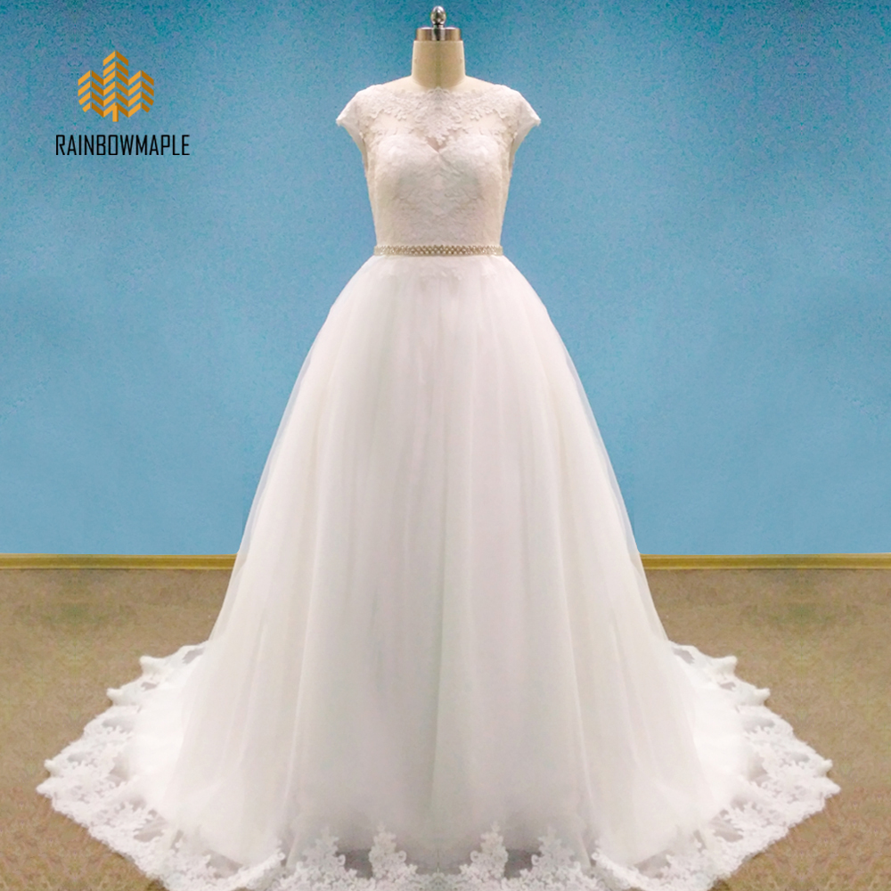 Contemporary Wedding Dresses With Sashes Ornament - All Wedding ...