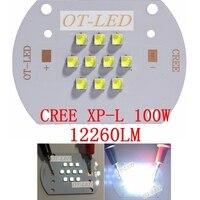 New Arrival 50 100W Cree XPL XP L Led Emitter Light Cool White 6000 6500K Warm