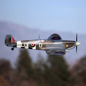 RC Airplane model Freewing Flightline 1200mm wingspan Spitfire PNP - DISCOUNT ITEM  0% OFF All Category