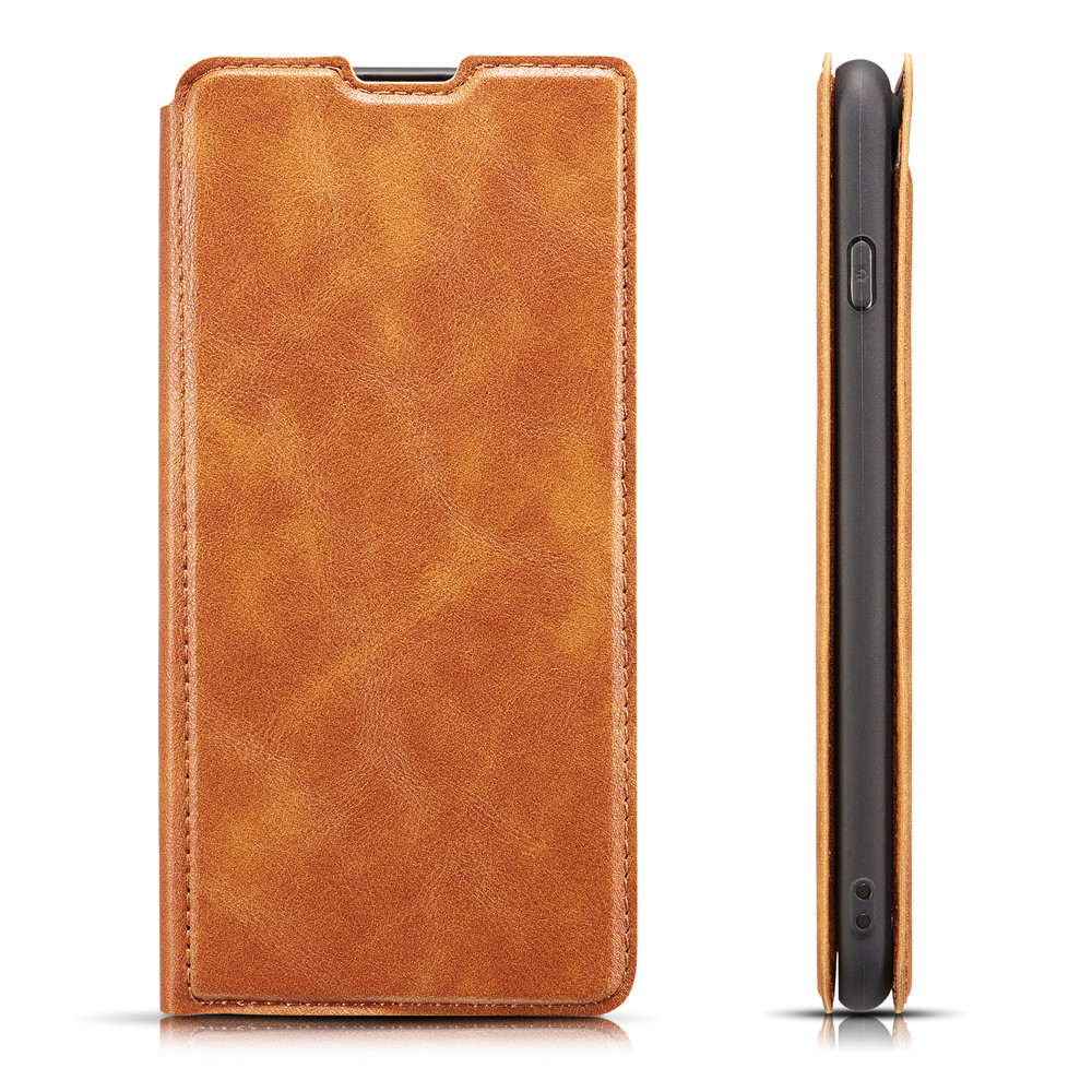 For XiaoMi RedMi Note7 6 Pro Case Business Flip Case Leather RedMi 6 6A 6 Pro Luxury Retro Pu Wallet Note7 Note6 Protective Case in Flip Cases from Cellphones Telecommunications