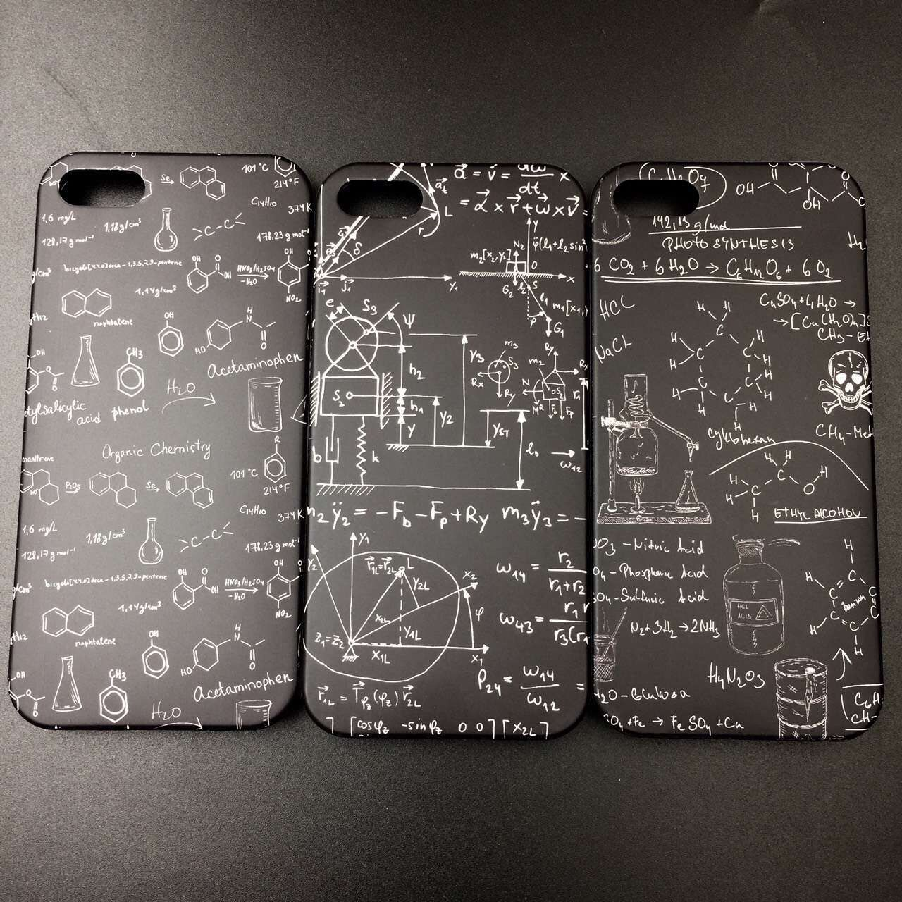 iphone 7 case chemistry