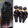 Virgin Hair Brazilian Loose Wave Virgin Hair 2 Bundles Brazilain Virgin Human Weave Bundles Afro Brazilian Loose Hair Extension