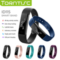 Torntisc ID115 Bluetooth Smartband 0.86 Inch OLED Screen Camera Remote Control Fitness Tracker for Android 4.4 iOS 7.1 or above