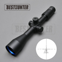 ZEISS CONQUEST 5 25X50 FFP Optics Riflescope Side Parallax Tactical Hunting Scopes Rifle Scope Mounts For Airsoft Sniper Rifle
