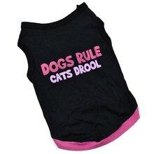 Dog Cat Pet Clothes T Shirt