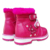 Envío Gratis 1 par de Invierno cálido Marca NIÑOS Botas de Nieve Para Niños de arranque + Inner14-17cm, Chica de moda/niño Al Aire Libre Zapatos Suaves