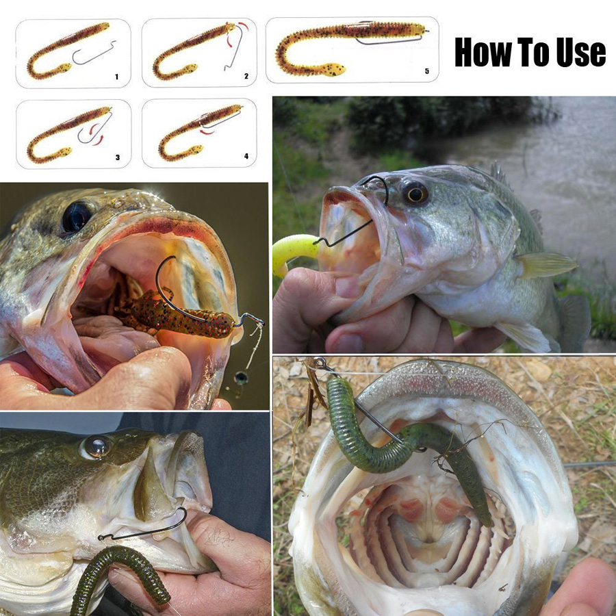 jig fishhook how to use