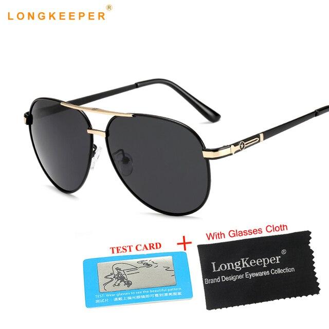 719407c0697c3 Classic Pilot Sunglasses Men Women Polarized Driving Metal Frame Sun Glasses  Male Goggle UV400 Gafas De Sol