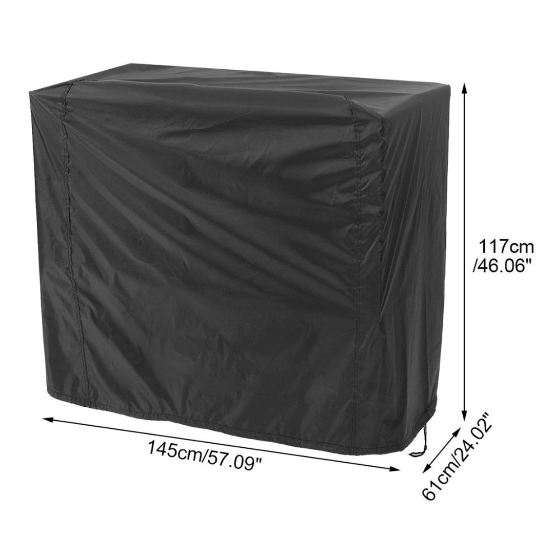 S// M// L// XL BBQ Cover Waterproof Barbecue Covers Garden Patio Grill Protector US