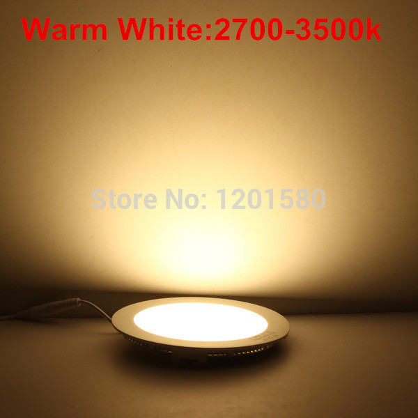 DHL Free Shipping 20pcs/lot Ultra Thin Design 25W Ceiling Recessed Grid LED Downlight / Slim Round Panel Light